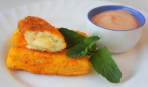 Закуска дня: картофельные палочки с сыром