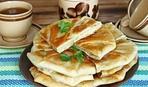 Плацинды с картофелем «Молдаванка»