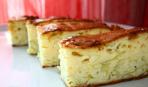 Пирог с капустой «Ленивец»