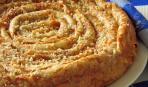 Блинный пирог «Творожная радость»