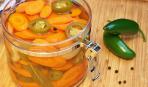 Морковь, маринованная по-болгарски «Хозяйская»