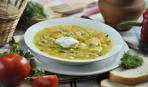 Суп «Пражские огни»