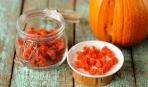 Конфеты из тыквы: полезный десерт из микроволновки