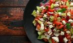 Салат «Овощи по-болгарски»