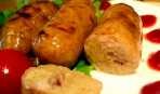 Картофельная колбаса «Шкварочка»