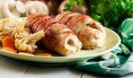 Роллы из курицы