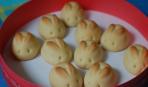 Пасхальные булочки «Зайчики»