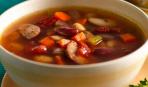 Мясной суп «Путь к сердцу»