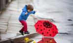 Выбираем зонт для ребенка