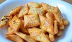 Сырные крекеры «Школьная переменка»