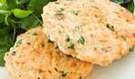 Котлеты из лосося и брокколи «Феерия»