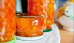 Варенье «Сердца трех» из тыквы, моркови и апельсина