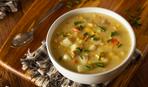 Суп с кукурузой «Лето, гуд бай»: пошаговый рецепт