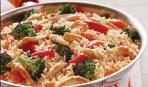 Курица с рисом и овощами «Легкая походка»