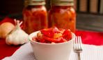 Самый простой рецепт консервации болгарского перца