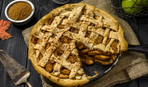 Пирог «Фруктовая палочка-выручалочка»
