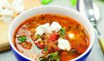 Полезный суп «Индийские мотивы»