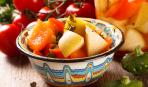 Вкусные заготовки к зиме: салат «Татарская песня»