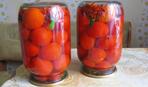 Необычные рецепты консервации: помидоры с бархатцами