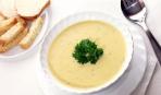 Ну очень вкусно: сливочный суп с цветной капустой и фундуком
