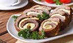 Блюдо дня: рулет пикантный «Антикризисный»