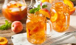 Истинное наслаждение: персиковый чай