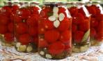 Готовим помидоры «Просто класс»