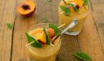 Персиково-апельсиновый смузи