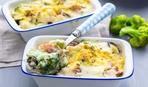 Блюдо дня: овощная запеканка «Ленивая королева»