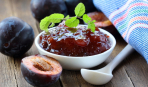 Вкусные заготовки: сливово-мятный конфитюр в мультиварке