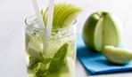 Мохито с яблочным соком: пошаговый рецепт