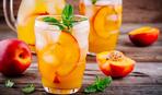 Персиковый лимонад: пошаговый рецепт