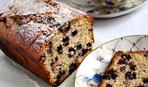 Кекс «Черничная поляна»: пошаговый рецепт