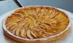 «Невидимый» яблочный пирог - невероятный рецепт