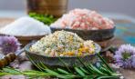Как приготовить ароматизированную соль