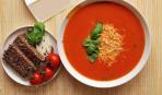 Суп из запеченных помидоров «Томатино»