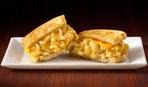 Сытно и просто: макаронный сэндвич