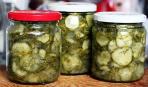 Маринуем огурцы: салат «Нежинский» на зиму