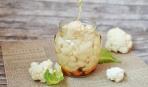 Как приготовить закуску из цветной капусты «Огонёк»