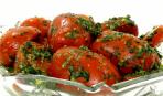 Пошаговый рецепт приготовления помидоров по-корейски