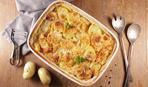Картофель Дофинуа с сыром