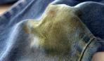 Как справиться с пятнами от ржавчины