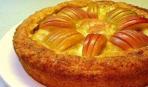 Яблочный пирог «Неженка»