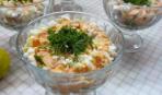 Салат из минтая «Классика»