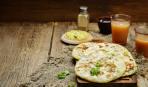 Сырные лепешки на кефире: пошаговый рецепт