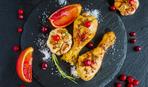 Курица по-сицилийски в маринаде