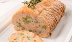 Рулет из лосося на Новый Год: пошаговый рецепт