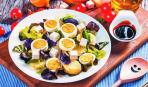 Только для гурманов: салат с картофелем и козьим сыром