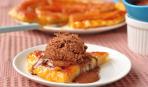 Любимые блюда императоров: тарт татен с бананами
