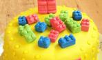 Торт «Детский конструктор» - видео рецепт